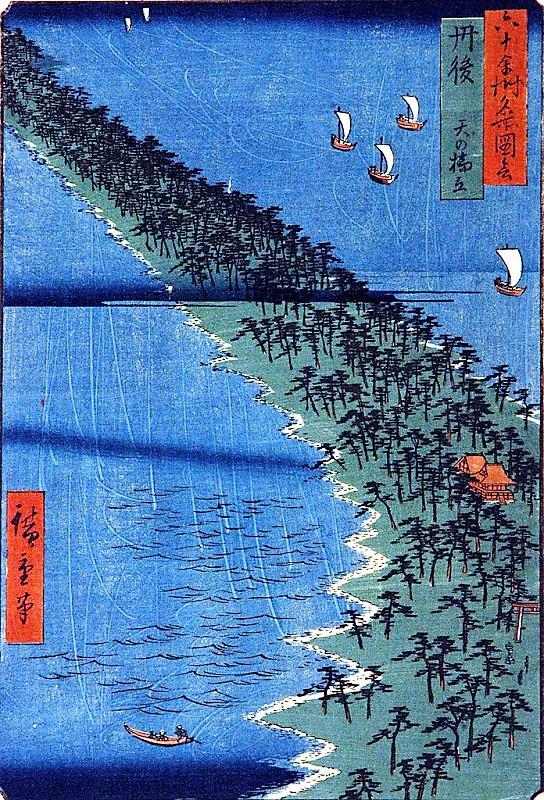 ukiyoe-amanohashidate (2)