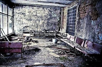 Chernóbil, 27 años (8)